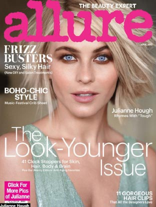 Allure Apr 2015 cover
