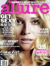Allure Jul 2010 cover