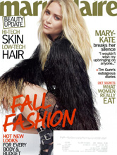 Marie Claire Sep 2010 cover