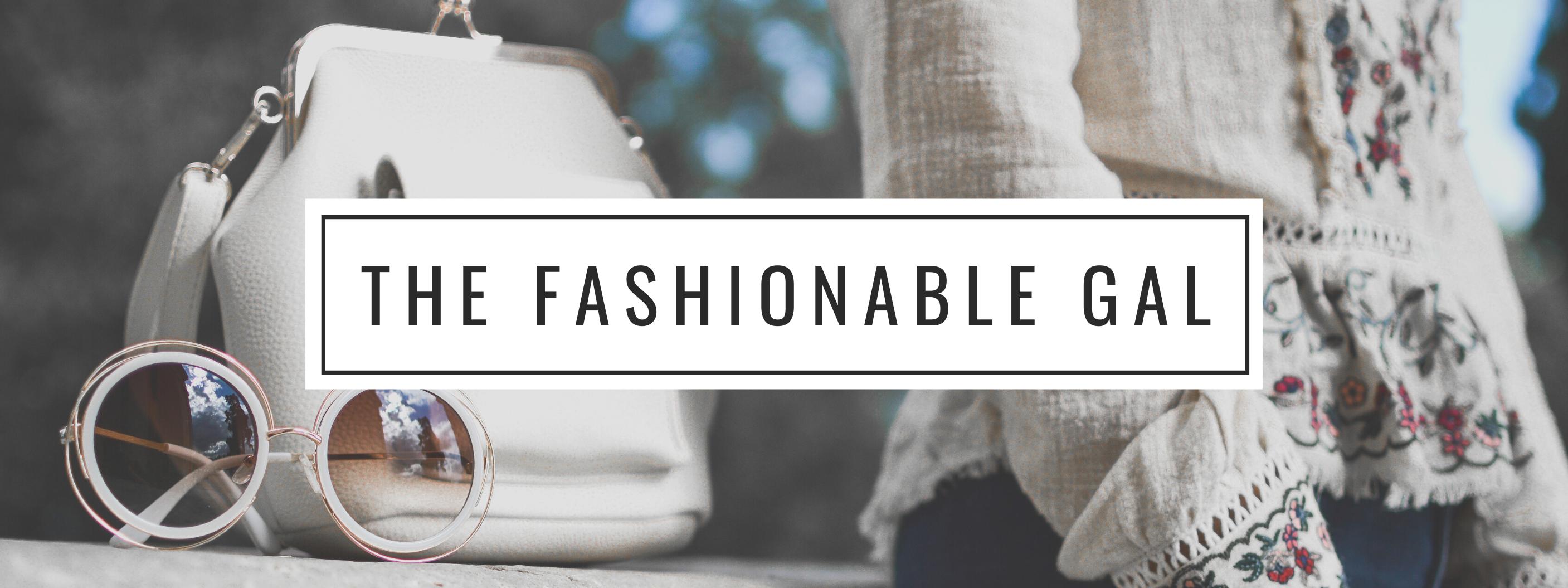 The Fashionable Gal logo
