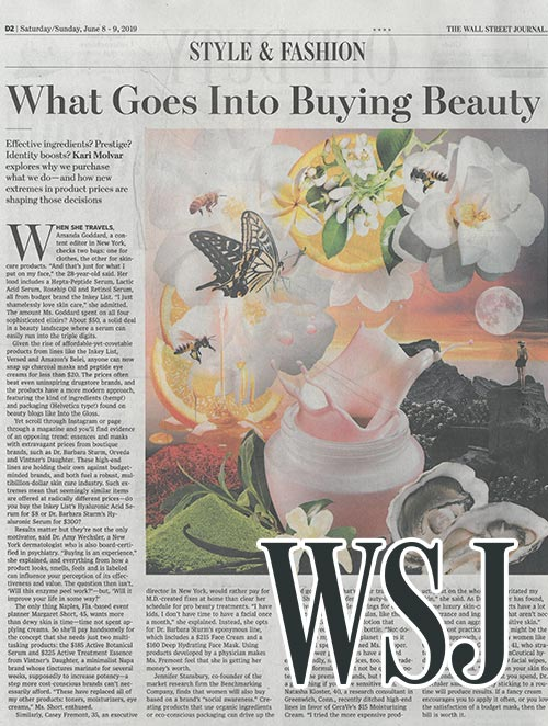 WSJ article