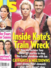 US Weekly April 2010 cover