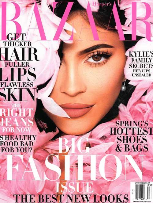 Bazaar Magazine cover