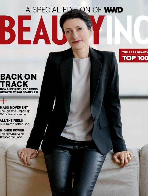 Beauty Inc magazine