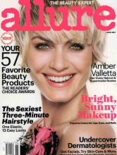 Allure June 2014 cover
