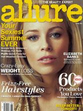Allure June 2012 cover