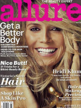 Allure May 2012 cover