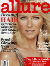Allure Nov 2013 cover