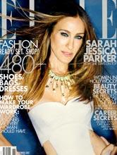 Elle Nov 2012 cover