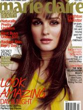 Marie Claire April 2012 cover