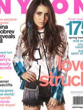 Nylon Feb 2012 cover