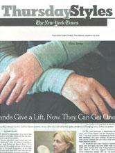 NYT Thursday Styles