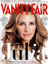 Vanity Fair April 2012 cover