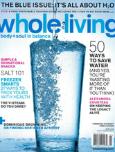 Whole Living Apr 2012 cover