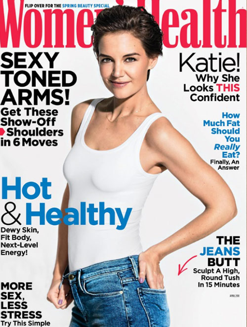 Women's Health cover