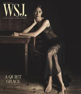 WSJ Magazine June 2020 cover