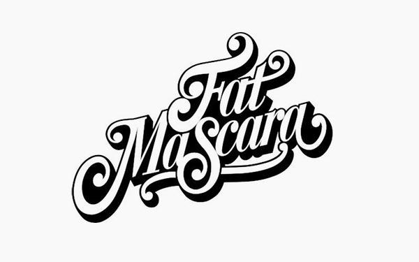 Fat Mascara logo