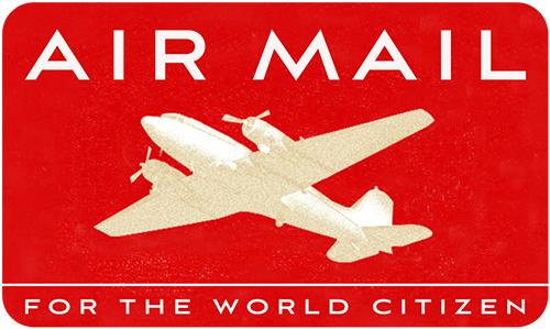 Air Mail logo