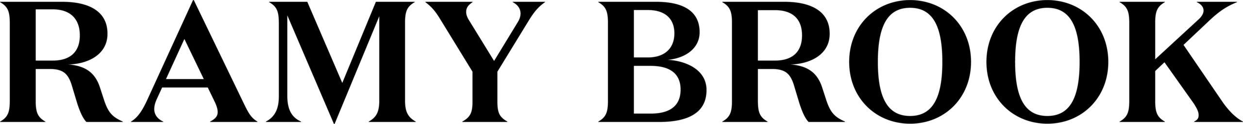 Ramy Brook Logo